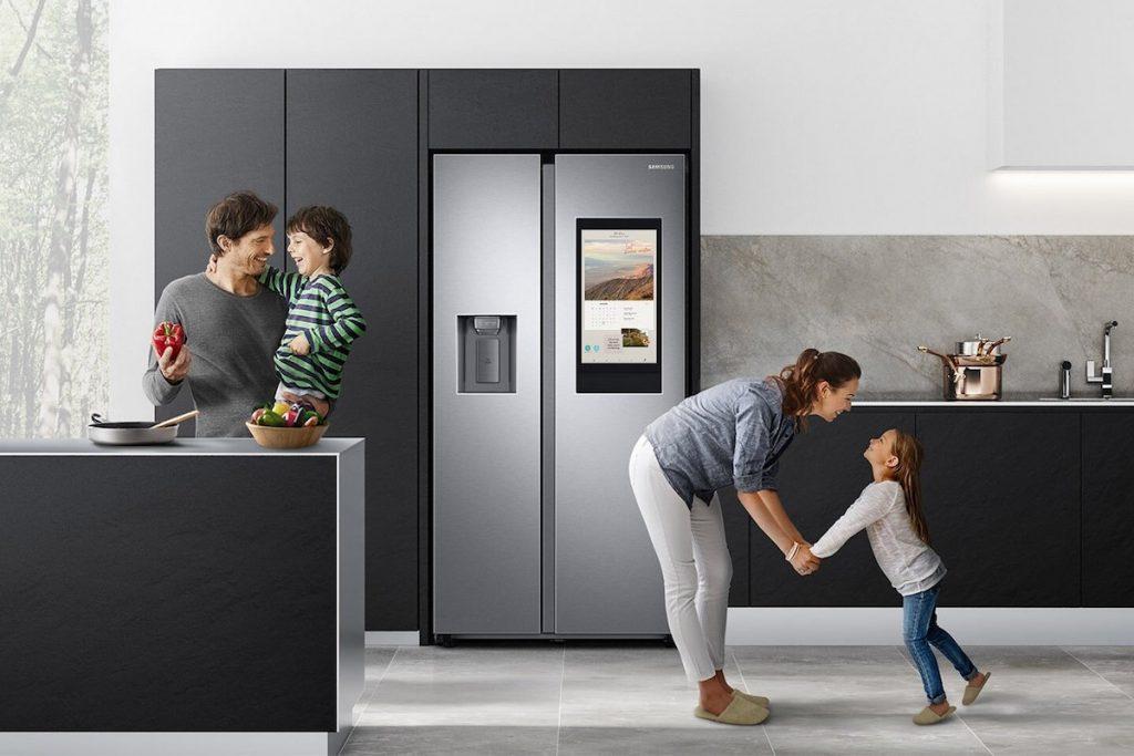 Family Hub: o frigorífico que enriquece a sua vida familiar