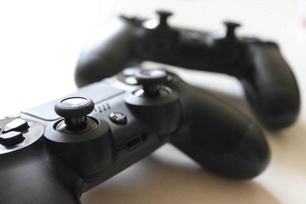 Como escolher os comandos de gaming