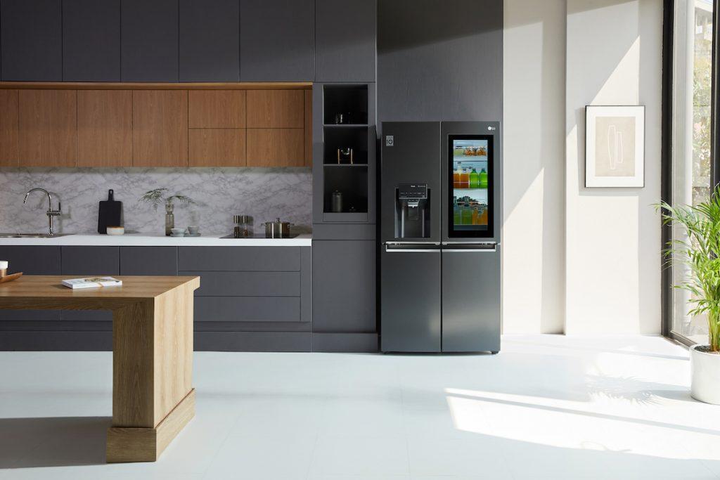 As extraordinárias tecnologias nos frigoríficos Americanos LG