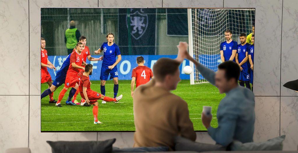 Euro 2020: apoie a seleção em alta resolução com estas TVs