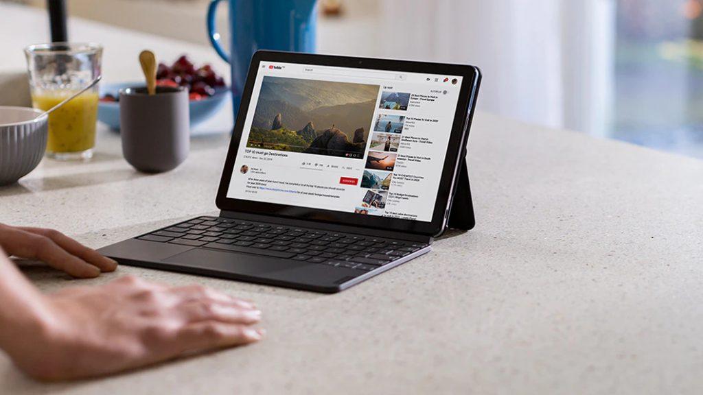 IdeaPad Duet Chromebook da Lenovo: seja criativo e produtivo