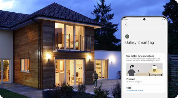 Galaxy SmartTag: não perca de vista o que é importante