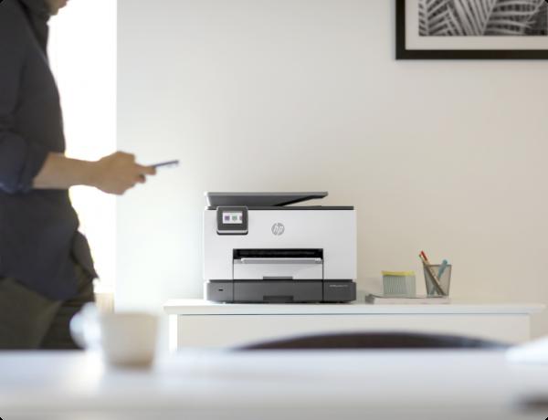 HP+ é a solução de impressão inteligente de que precisa