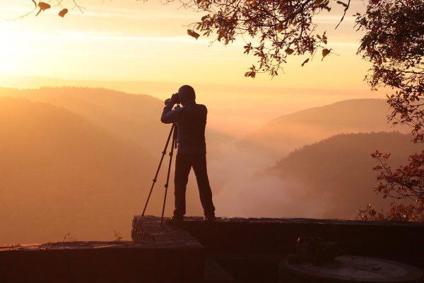 Fotografia de paisagem: o equipamento e as skills necessários