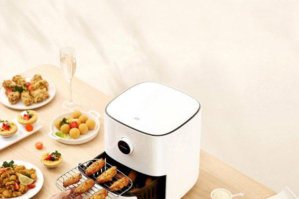 Mi Smart Air Fryer: os fritos nunca foram tão apetitosos e saudáveis