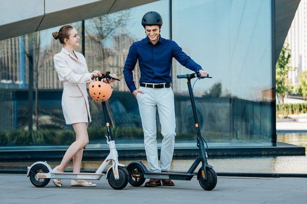 Vá mais longe com a Mi Electric Scooter 3